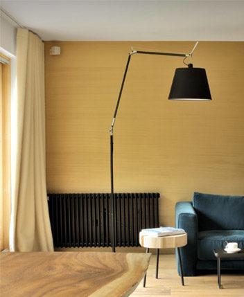 Choisir sa couleur de peinture murale pour salon, salle a manger et chambre