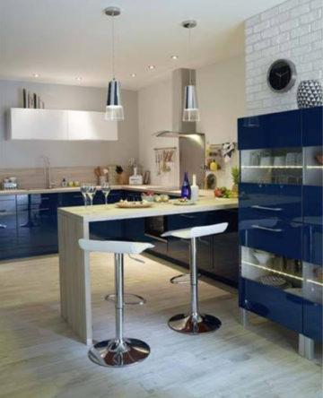 Homestaging à Montpellier pour cuisine et salon