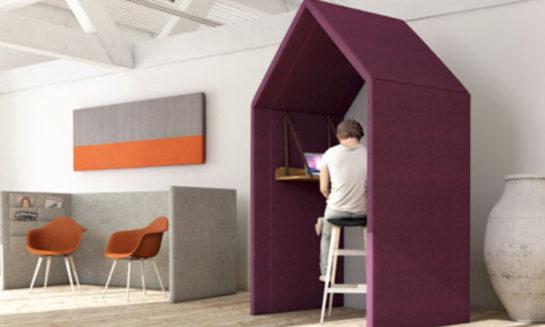 Le bien être au travail et les idées de décoration