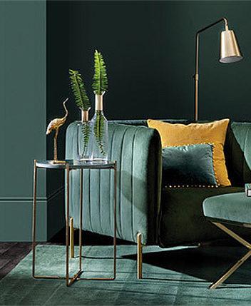La couleur verte en tendance décoration pour 2019
