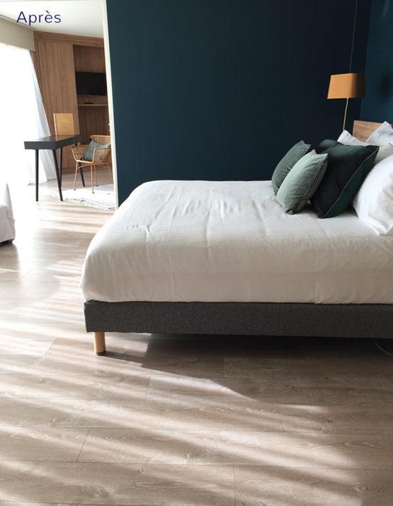 Projet de rénovation d'une chambre à Montpellier