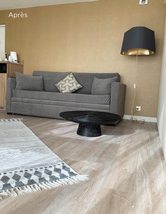 Home staging et décoration salon à Montpellier