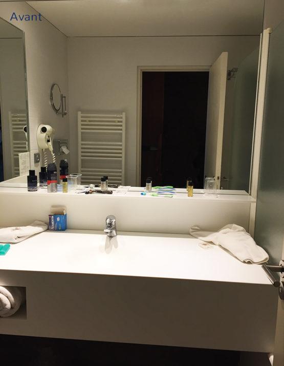 Homestaging décoration salle de bain à Montpellier et La Grande Motte