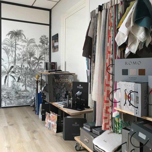 Décoration showroom à Montpellier
